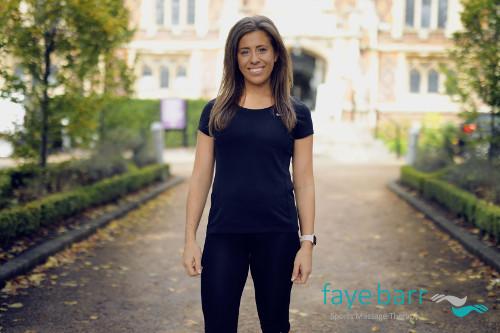 Faye Barr Sports Massage | Leamington Spa